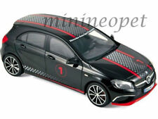 NOREV 183596 2013 13 MERCEDES BENZ A CLASS SPORT 1/18 DIECAST MODEL CAR BLACK