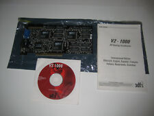 STB 3DFX Voodoo2 1000 12MB 100MHz Rev. C MINT with Manual and Driver CD Mexico