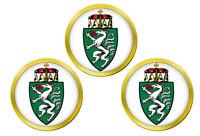 Styria Steiermark, Autriche Marqueurs de Balles de Golf