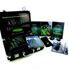 MATRIX MOVIE LIMITED EDITION SUITCASE RARE COLLECTOR'S EDITION DVD ENG