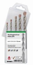 KEIL Schlagbohrer Betonbohrer Sortiment KEILER 5-teilig Multipack Set