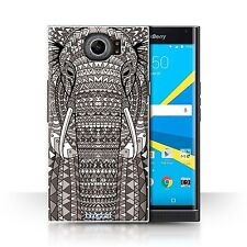 STUFF4 Back Case/Cover/Skin for BlackBerry Priv/Aztec Animal Design