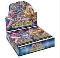 Yugioh Genesis Impact Booster Box 1st Edition Engish 24 Packs Presale SEALED.