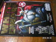 1µ? revue White Dwarf n°158 Wharhammer Seigneurs des Anneaux Peindre figurine