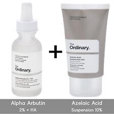 For Pigmentation]TheOrdinary Alpha Arbutin 2%+HA and Azelai cAcid Suspension 10%