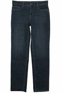 MAC Stella Stretchjeans Jeans Damen Denim Straight Feminine Fit Dunkelblau