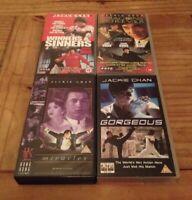 VHS Video - Jackie Chan Video Bundle