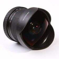 8mm f/3.5 Super Wide Angle Aspherical  Fisheye Lens For Canon 750D 760D 7D 600D