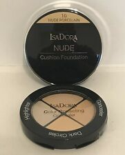 IsaDora Nude 10 Porcelain Cusion Foundation w/ Free Color Concealer FREESHIPPING