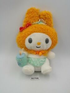 "My Melody B2708 Sanrio Eikoh 2005 Plush 7"" Stuffed Toy Doll Japan"