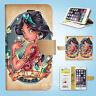 Disney Princess Flip Wallet Case Samsung Galaxy S3 4 5 6 7 8 Edge Note Plus 038