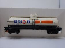 VINTAGE TYCO #315H UNION SPKX130 40' TANKER TANK CAR HO SCALE TRAIN CAR NEW