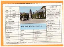 ROCHEFORT-en-TERRE (56) Messagerie simplifiée pour VACANCIERS vers 1950