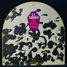 PRETTY THINGS-S.F. Sorrow-Rare Psych Rock Promo Album-RARE EARTH #RS 506 DJ