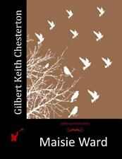 Gilbert Keith Chesterton by Maisie Ward Paperback Book (English)