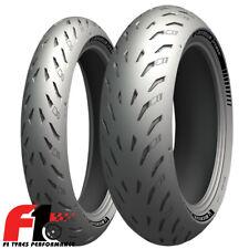 Coppia Gomme Moto Michelin Power 5 120/70 ZR17 (58W) + 180/55 ZR17 (73W) [4G]