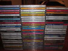 lot de 77 CD différents divers variétés française et inter neuf sous blister