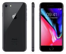 Nuevo Apple iPhone 8 Plus 64 GB Gris espacial MQ8L2B/A LTE 4G Desbloqueado en Fábrica Reino Unido