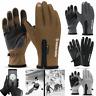 Men Women Winter Warm Gloves Thermal Touch Screen Mitten Windproof Waterproof