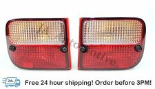 LAND ROVER FREELANDER 1 POSTERIORE TAIL LIGHTS, lampada Set (04-06) XFB500180 & XFB500190