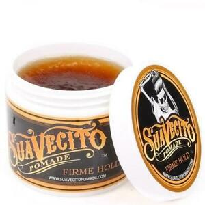 Suavecito Firme (Strong) Hold Pomade Hair Wax 113g  - BARBER - SALON