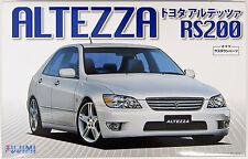 Fujimi ID-20 Toyota Altezza RS200 1/24 scale kit