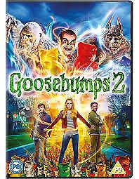 Goosebumps Region 4 DVD Brand New Sealed