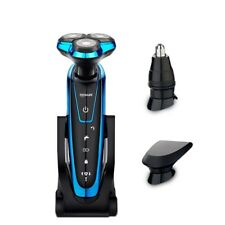 Men Washable Rechargeable Electric Shaver Shaving Beard Machine Razor