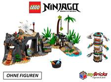 LEGO® Ninjago Set 71747 Das Dorf der Wächter - OHNE FIGUREN - NEU -