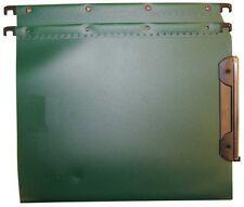 1x Set L'Oblique Hängeregistratur Schublade Cabinet Lateral Ordner Grün 25 Stk