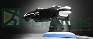 Random orbital polisher RUPES BIGFOOT LK 900 E MILLE dual action detail warranty
