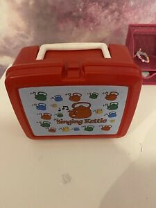 Singing Kettle Lunch Box