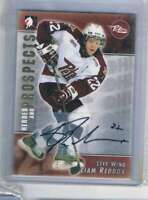 2004-05 In The Game Heroes and Prospects Autographs #LR Liam Reddox NM-MT Auto