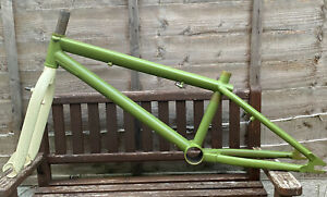 GT Performer Bmx Bike Bicycle Frame And Fork Midschool