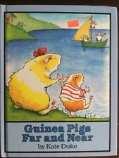 GUINEA PIGS FAR AND NEAR By Duke Kate - Hardcover - Free Shipping!!