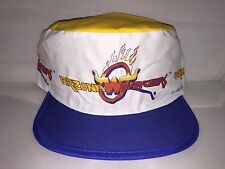 Vtg Arizona Wranglers Painters Cap Hat USFL Football 80s Trump Small Potatoes Og