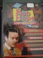 THE BOB  HOPE 100th ANNIVERSARY COLLECTION - 5 DVDs - BRAND NEW & Sealed