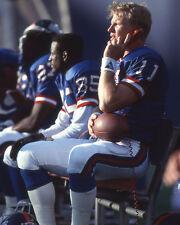 1990 New York Giants PHIL SIMMS Glossy 8x10 Photo Print NFL Football Poster
