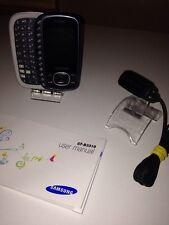 Samsung Handy B3310|SCHWARZ|OHNE SIMLOCK|Slider mit Chat Tastatur Billig/Ersatz