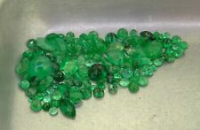 mixed lot Emeralds 10.22ct natural loose gemstones