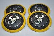 FIAT 500 lega ruota centro CAP coperchio TRIM DIESEL Brave NUOVO ORIGINALE 51834627