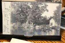 #9514,Real Photo,Seldom Seen,Water Park,South of Salem O 1906