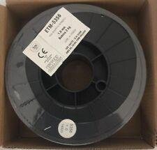 1 bobina 2 Kg Alambre de Aluminio 5356 para Soldadura MIG 1,0mm ALMg5Cr