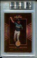 1994 Leaf Limited Rookie Phenoms #10 Alex Rodriguez Baseball Card RC BGS 8.5