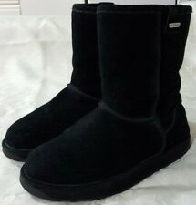Emu australia waterproof womens sheepskin boots size 4