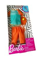 Barbie Clothes Ken Doll Outfit Tennis Player Career Uniform Racket Ball Fashion