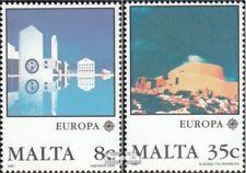 Malta 766-767 gestempeld 1987 Europa
