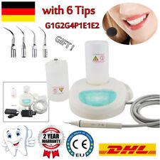 Détartreur Dentaire Ultrasonique Piezo Scaler tips Handpiece Water Bottle f/ EMS