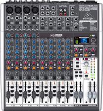 BEHRINGER Xenyx X1622 USB Mixer con effetti / 16 canali / interfaccia USB