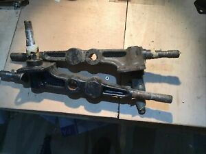 Morris Minor front suspension legs